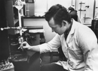 1974 Chemistry Experiment