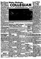 Western Washington Collegian - 1953 May 15