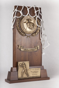 Basketball (Women's) Trophy: NCAA Division 2 championship semifinals, 2000