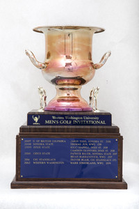 Golf (Men's) Trophy: Invitational (front), 1973/2012