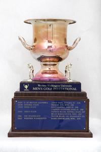 Golf (Men's) Trophy: Invitational (front), 1973/2012