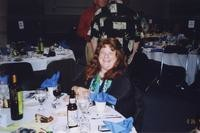 2007 Reunion--Kamalla Rose Whitley (Allyn Blood) at the Banquet