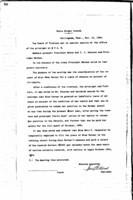 WWU Board minutes 1906 October