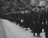 1955 Commencement
