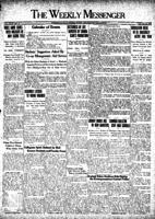 Weekly Messenger - 1928 May 25