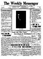 Weekly Messenger - 1917 November 10