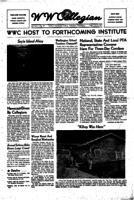 WWCollegian - 1947 July 18