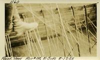 Lower Baker River dam construction 1925-08-12 Reinf Steel Run #186 E. Side