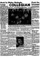 Western Washington Collegian - 1952 December 5