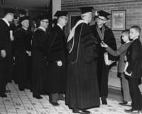 1965 Harvey Bunke Inauguration