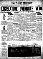 Weekly Messenger - 1926 January 8