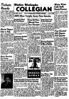 Western Washington Collegian - 1952 January 11