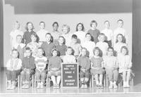 1964 Second Grade with Goldie Vitt