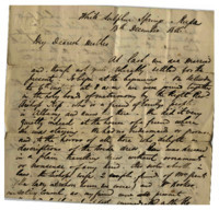 1856-12-18 Letter from M.L. Stangroom to his mother