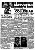 Western Washington Collegian - 1950 November 24