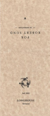 Back and cover