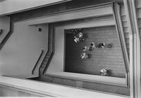 1970 Bond Hall: Stairway