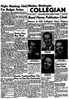 Western Washington Collegian - 1951 May 25