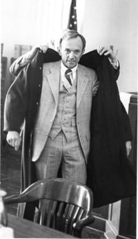 Judge Richard Pitt