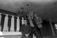 1974 President Flora and his Predecessors