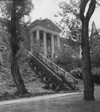 1955 Edens Hall: Exterior