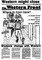 Western Front - 1981 September 25
