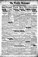 Weekly Messenger - 1924 May 23
