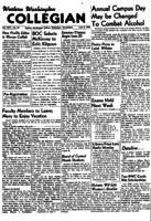 Western Washington Collegian - 1953 June 5