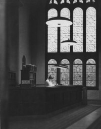 1957 Library: Rotunda