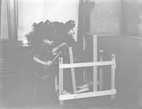 1925 Muriel Operating Loom (Fifth Grade)