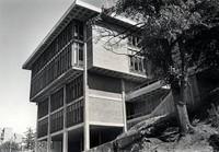 1970 Addition, View From Garden Street