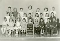 1963 Kindergarten Class with Synva Nicol