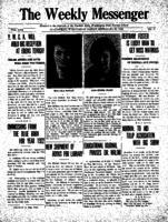 Weekly Messenger - 1922 September 29