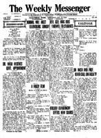 Weekly Messenger - 1918 January 12