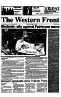 Western Front - 1990 April 20