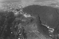 1975 Aerial View: South Campus