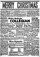 Western Washington Collegian - 1949 December 16