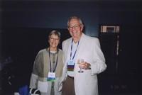 2007 Reunion--Myrna Miller and Donald Miller at the Banquet
