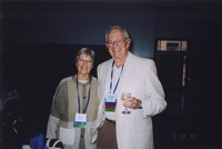2007 Reunion--Myrna Miller and Donald Miller at the Banquet