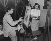 1946 Art Class