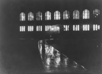 1958 Library at Night