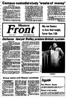 Western Front - 1976 February 20