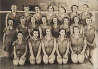 1938 Volleyball Team