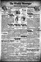 Weekly Messenger - 1924 August 8