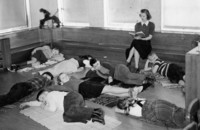 1943 Fifth Grade Rest Time