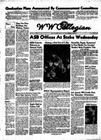 WWCollegian - 1948 April 30