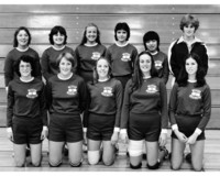 1977 Volleyball Team