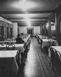 1947 Edens Hall: Dining Room