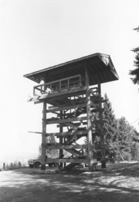 1982 Sehome Hill Arboretum Tower