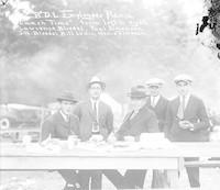 Employee picnic of Bloedel Donovan Lumber